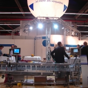 Messestand Automated Packaging Systems